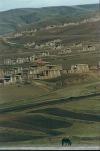 2001 China Aba houses