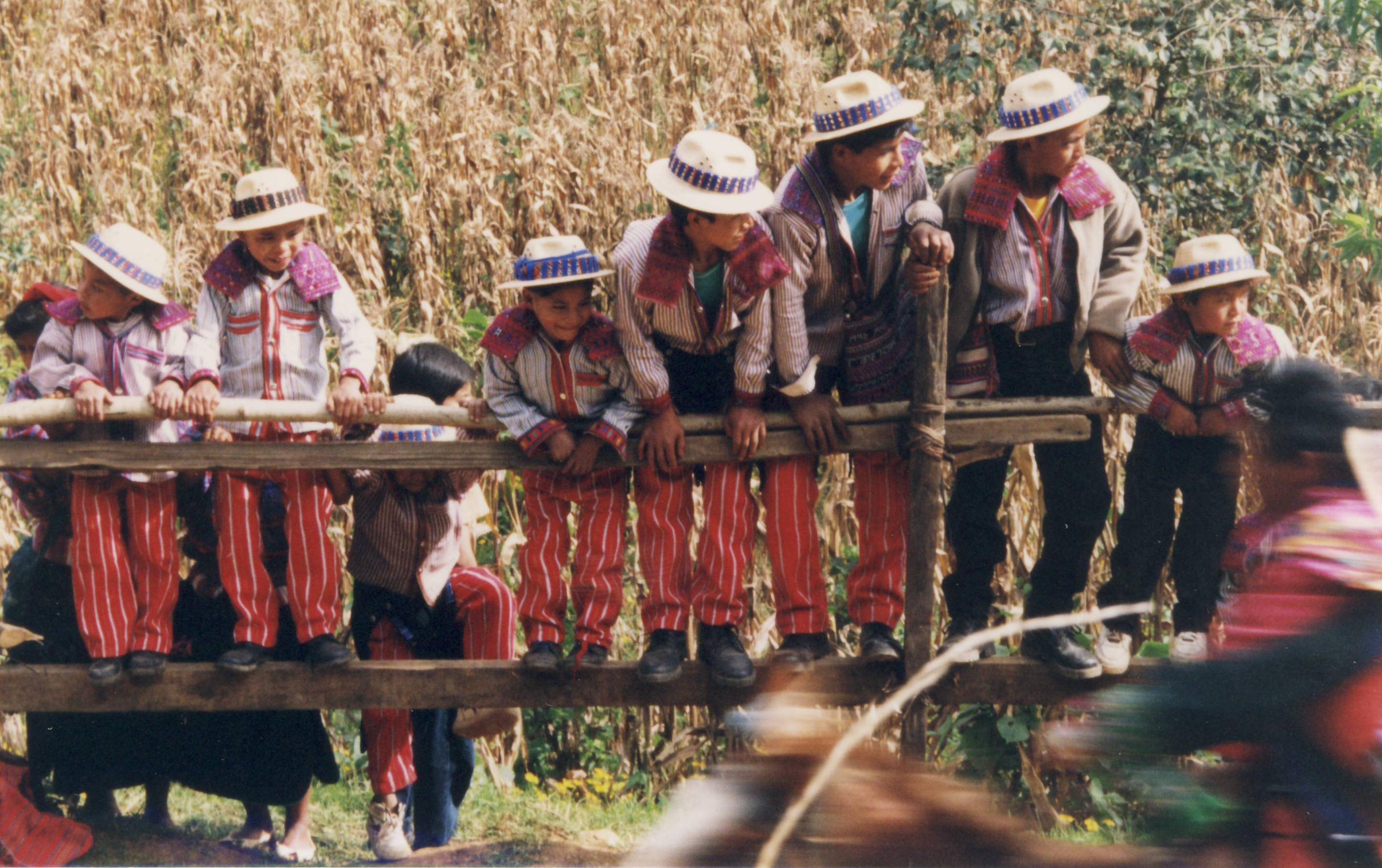 Guatemala Todos Santos 7