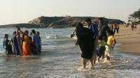 Indian seaside